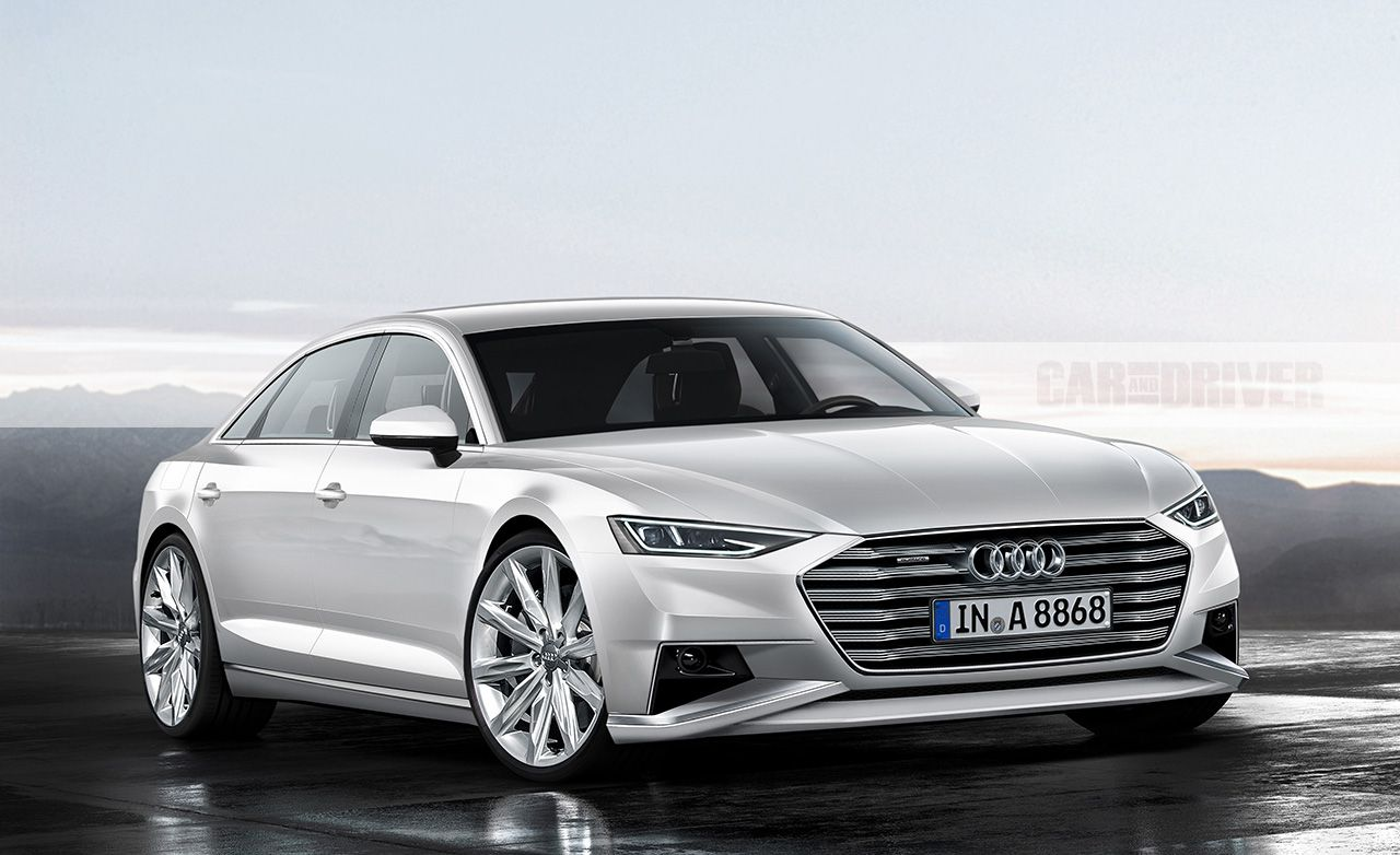 2018 Trucks Worth Waiting For >> 2018 Audi A8 25 Cars Worth Waiting For Feature Car And